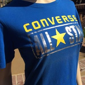 Converse Rare T Shirt Women's Size Medium